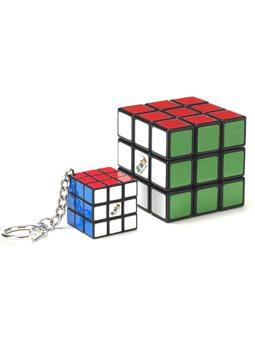 Набор Головоломок 3*3 Rubik's - Кубик И Мини-Кубик (С Кольцом) [RK-000319]