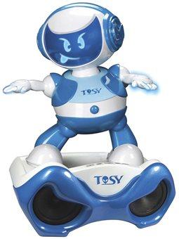 Набор с интерактивным роботом DISCOROBO – ЛУКАС ДИДЖЕЙ (русский) [TDV107]