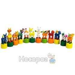 Деревянная игрушка Дергунчик MD 0031 (12 видов) (300)