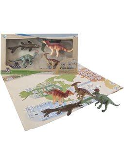 Обучающий Игровой Набор - Динозавры Мелового Периода [WRD1701]