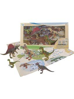 Обучающий Игровой Набор - Хищные Динозавры [WCD1701]