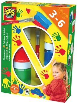 Пальчиковые Краски - Цветные Ладошки [0306S]
