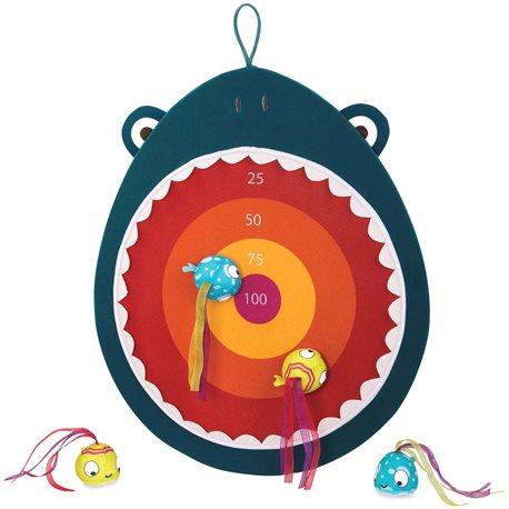 Фото Развивающая Игра С Мишенью - Голодная Акула [BX1638Z]