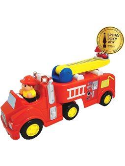 Розвиваюча Іграшка - Пожежна Машина [43265]