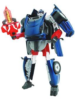 Робот-трансформер - JAGUAR XJ220 (1:24) [53021R]