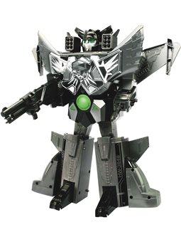 Робот-Трансформер - Межгалактический Корабль [3848R]