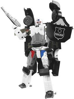 Робот-Трансформер - Полиция [80030R]