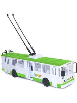 Модель - Троллейбус Big Киев [SB-17-17WBK]