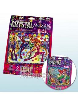 Набір креативної творчості CRYSTAL MOSAIC KIDS CRMk-01-01,02,03,04...10