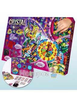 Набор для творчества Crystal Mosaic Clock СMС-01-01,02,03