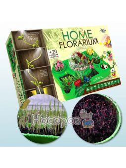 Безопасный образовательный набор для виращивания растений HOME FLORARIUM HFL-01-01U