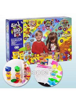 Комплект для творчества 4 в 1 BIG CREATIVE BOX BCRB-001-01U