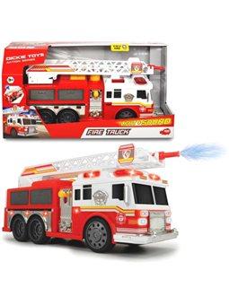 3308377 Пожарный автомобиль «Командор», со звук., Свет. и водными эффектами, 36 см, 3