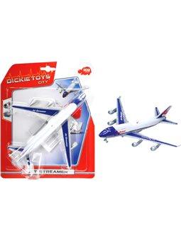 """3343004 Літак """"Jet Streamer"""", що літає під стелею, 25 см, 3+"""