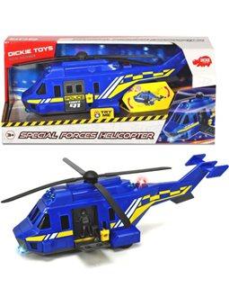 3714009 Вертолет «SOS. Силы особого назначения », со звук. и свет. эффектами и аксессуарами, 26 см, 3