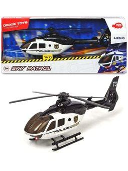 3716019 Вертолет «Воздушный патруль», со звук. и свет. эффектами, 36 см, 3