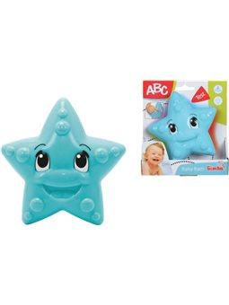 """4010073 Игрушка для ванны """"Морская звезда"""" со световым эффектом, меняет цвет, 12 см, 3 мес. +"""