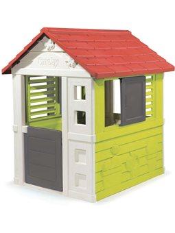 810712 Дом Солнечный со ставнями, размер 110 х 98 х 127 см, 2 +