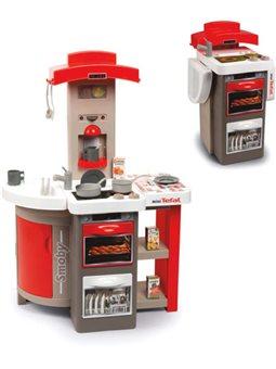 """312202 Інтерактивна кухня """"Тефаль Кухар"""", що розкладається, зі звук. ефект., з аксес., червона, 3+"""
