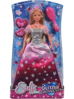 """5733317 Кукла Штеффи """"Принцесса Сияющая Звезда"""" с аксес., 3 +"""