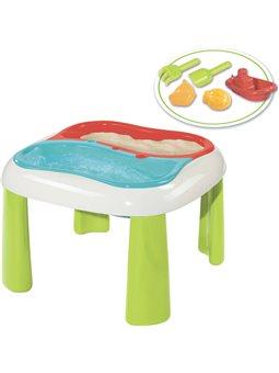 Игровой стол Smoby Toys 2 в 1 для игры с песком и водой [840107]
