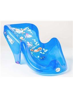 Горка для купания Tega Aqua AQ-003 нескользящая 115 blue [AQ-003NOWY-115]