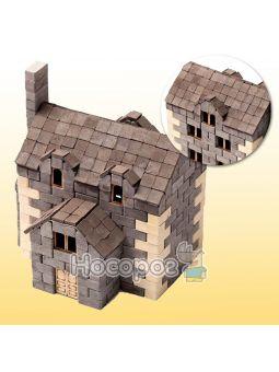 """Іграшка-конструктор з міні-цеглинок """"Англійський будинок"""", артикул 70422"""