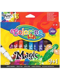 Маркер с изменяемым цветом Magic 9 + 1 кол. 34630PTR
