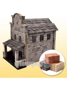 Іграшка-конструктор з міні-цеглинок Банк Дикий захід 70545