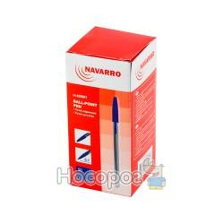 Ручка шариковая NAVARRO 420001/420002 черная