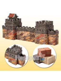 Іграшка-конструктор з міні-цеглинок Великий Китайський Мур 70484