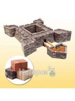 Іграшка-конструктор з міні-цеглинок Форт Кастильо Де Сан Марко 70477