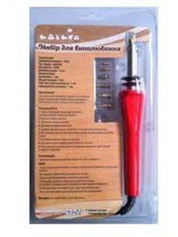 Прилад для випалювання з ножем, 6 насадок і підставка ТР-112