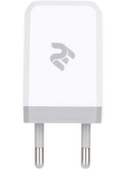 2E Сетевой ЗП USB Wall Charger USB [2E-WC1USB2.1A-W]