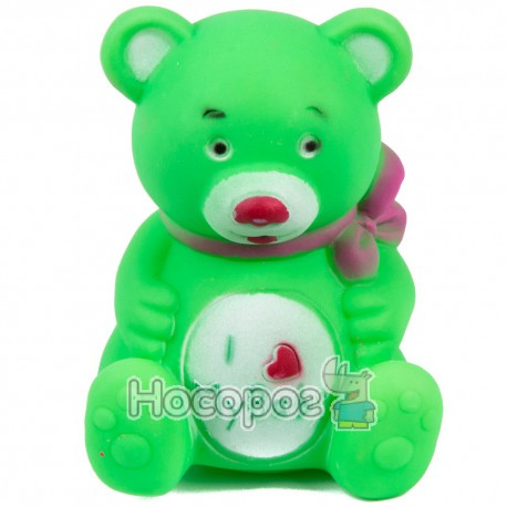 Резиновая игрушка 621-6 Р/9218 (6 животных, пищалки) (144)
