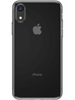 Baseus Simplicity basic для iPhone XR [TR Black (ARAPIPH61-B01)]