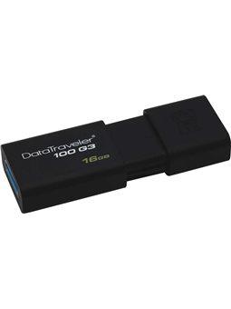 Kingston DataTraveler 100 G3 [DT100G3 / 16GB]