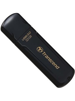 Накопитель Transcend 32GB USB 3.1 JetFlash 700 Black [TS32GJF700]