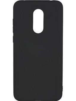 2E Basic, Soft touch для Redmi 5 Plus [Black (2E-MI-5P-NKST-BK)]