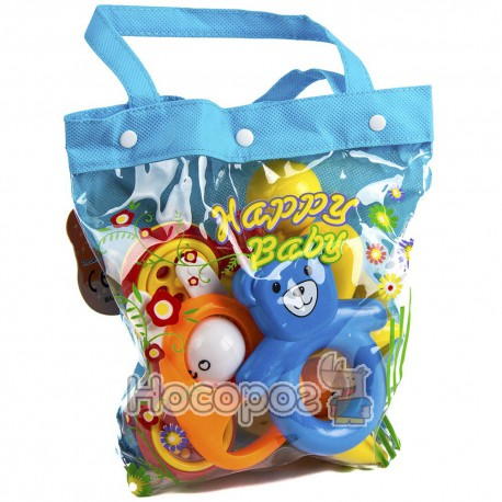 Погремушка 09176 (8 игрушек, в сумочке, 25-24-23 см) (72)