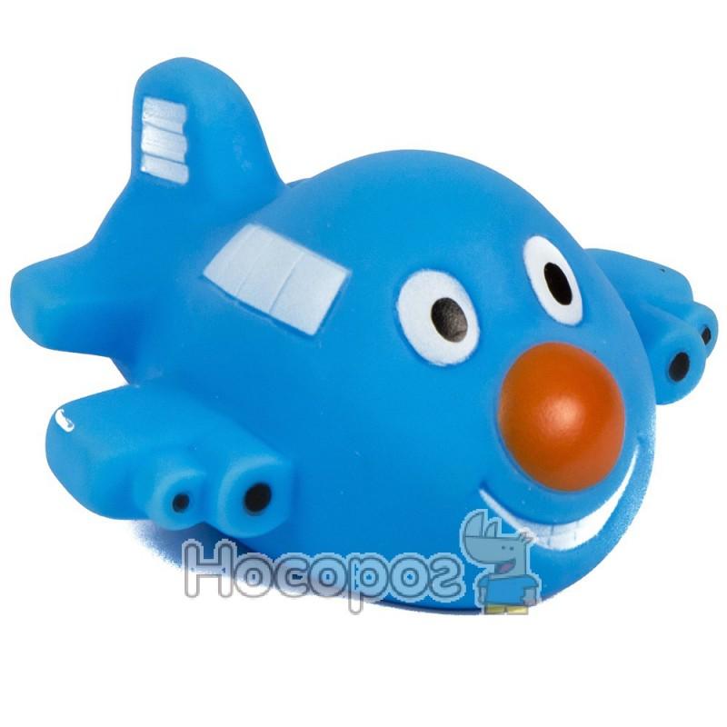 Фото Резиновая игрушка V 1701-6 А Машинки (6 игрушек, пищат) (120)