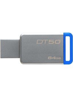 Kingston DataTraveler 50 [DT50 / 64GB]