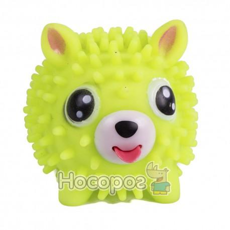 Резиновая игрушка Н 04506 Лизун (пищит, показывает язык, 3 цвета) (144)