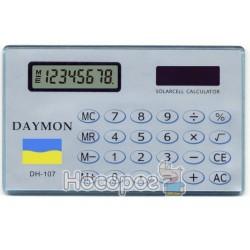 Калькулятор DAYMON DH-107