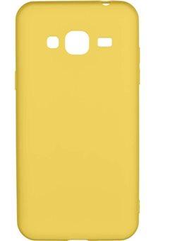 2E Basic, Soft touch для Galaxy J3 2016 (J320) [Mustard (2E-G-J3-16-NKST-MS)]