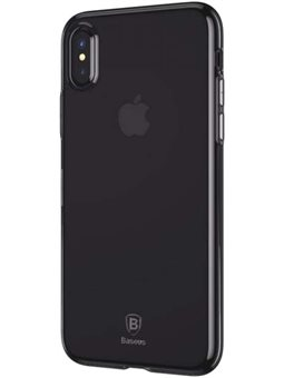 Baseus для iPhone XS Max Simplicity basic [TR Black]