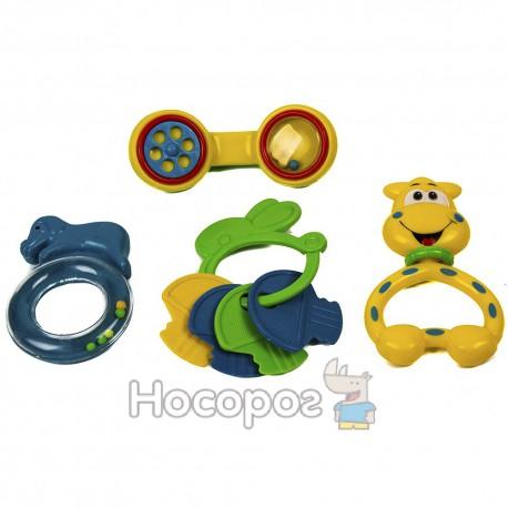 Погремушка 36004 (4 игрушки) 19*15,5 см (144)