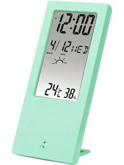 HAMA Термометр / гигрометр TH 140, с индикатором погоды [mint]