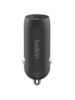 Belkin Car Charger (18W) Power Delivery [F7U099BTBLK]