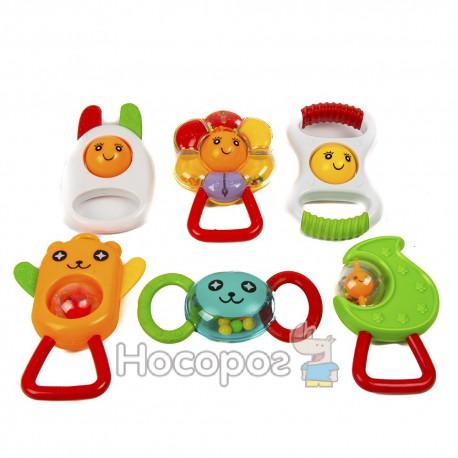 Погремушка 09079 (6 игрушек) 28*23 см (120)